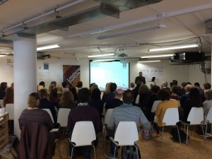 Photos of the CPD Conference in Bristol - Old Spaces to New Places